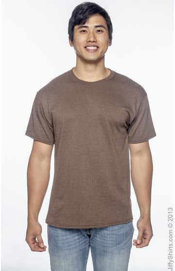 Hanes 5170 Heather Brown
