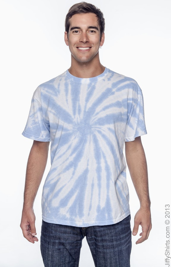 Tie-Dye CD110 Twist Carolina Blue