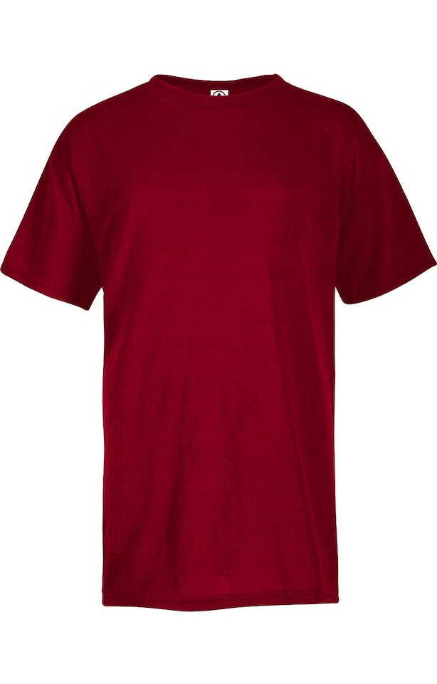 Delta 11009 Athletic Red Heather