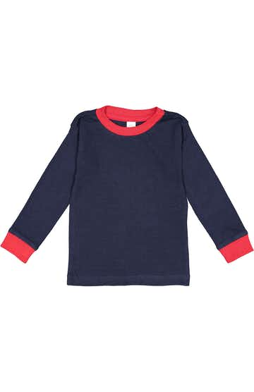Rabbit Skins 201Z Navy/ Red