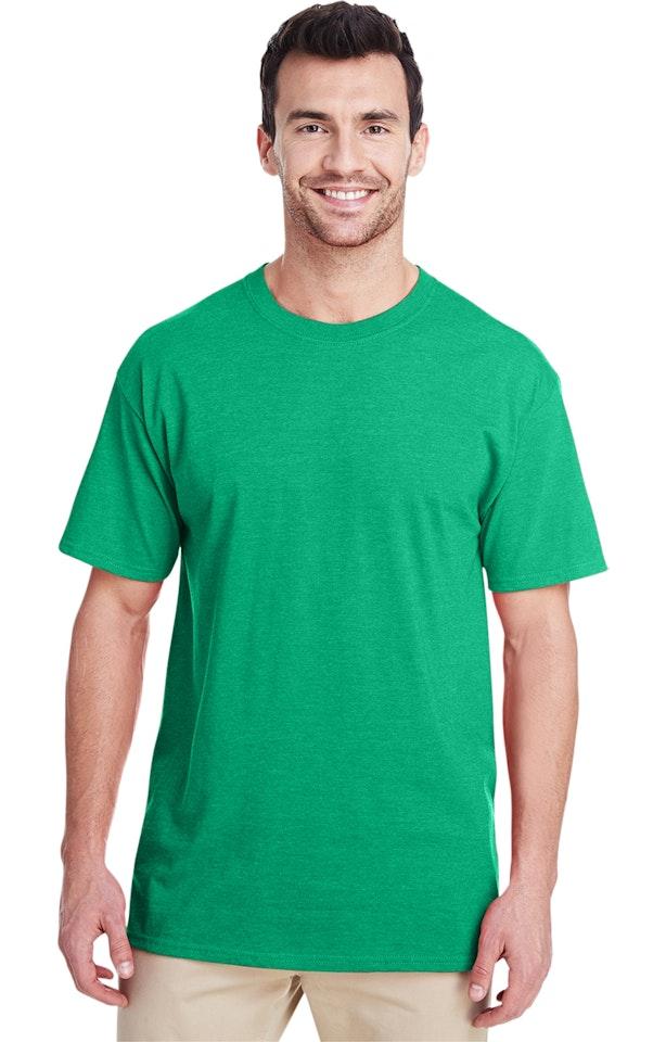 Jerzees 460R Irish Green Hthr