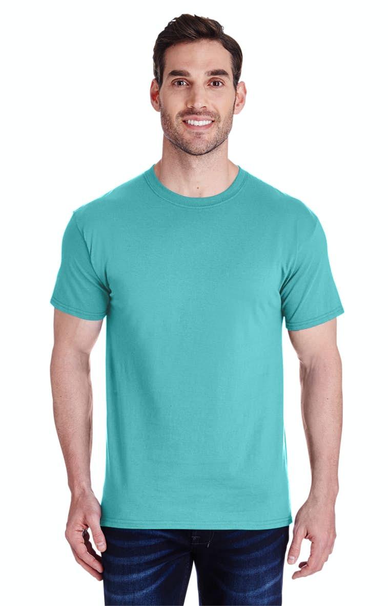 511aee0e Jerzees 460R Adult 4.6 oz. Premium Ringspun T-Shirt - JiffyShirts.com