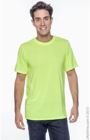 Gildan G420 High Viz Safety Green