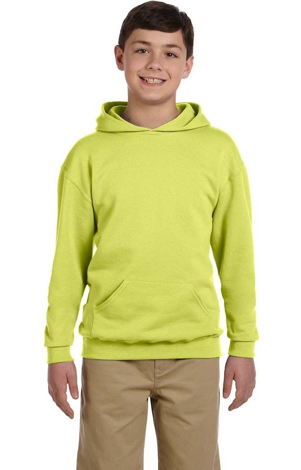 Jerzees 996Y High Viz Safety Green