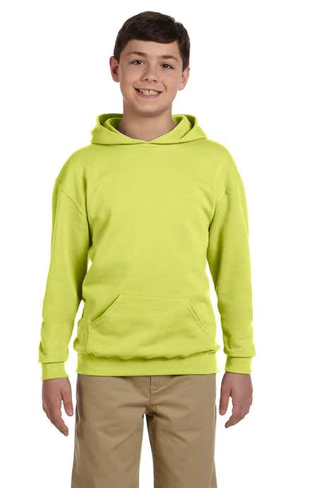Jerzees 996Y High Viz Safety Green