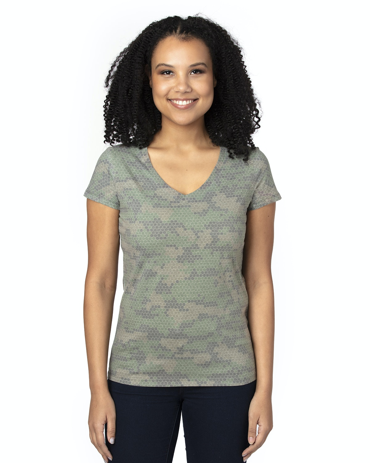 Threadfast Apparel 200RV Green Hex Camo