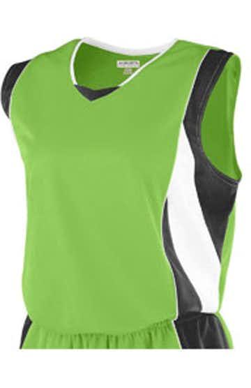 Augusta Sportswear 515 Lime/Black/White