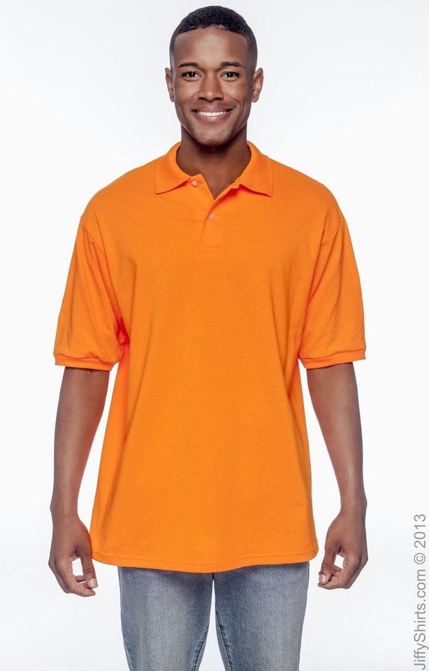 Jerzees 437 High Viz Safety Orange