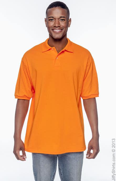 Jerzees 437 High Viz Safety Orange