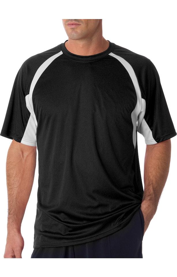 Badger 4144 Black/ White