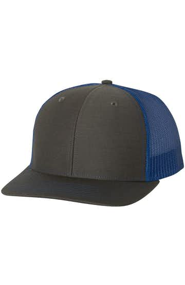 Richardson 112 Charcoal / Royal