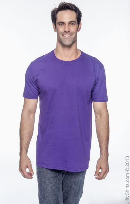 Gildan G640 Purple