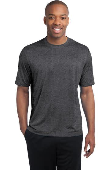 Sport-Tek TST360 Graphite Heather