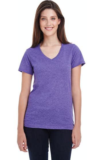 Anvil 392A Heather Purple
