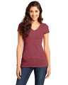 District DT6501 Heather Red