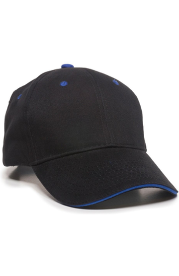 Outdoor Cap GL-845 Black / Royal