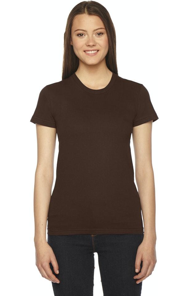 American Apparel 2102 Brown