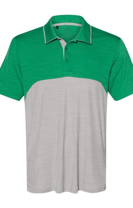 Adidas A404 Team Green Melange/ Mid Grey Melange