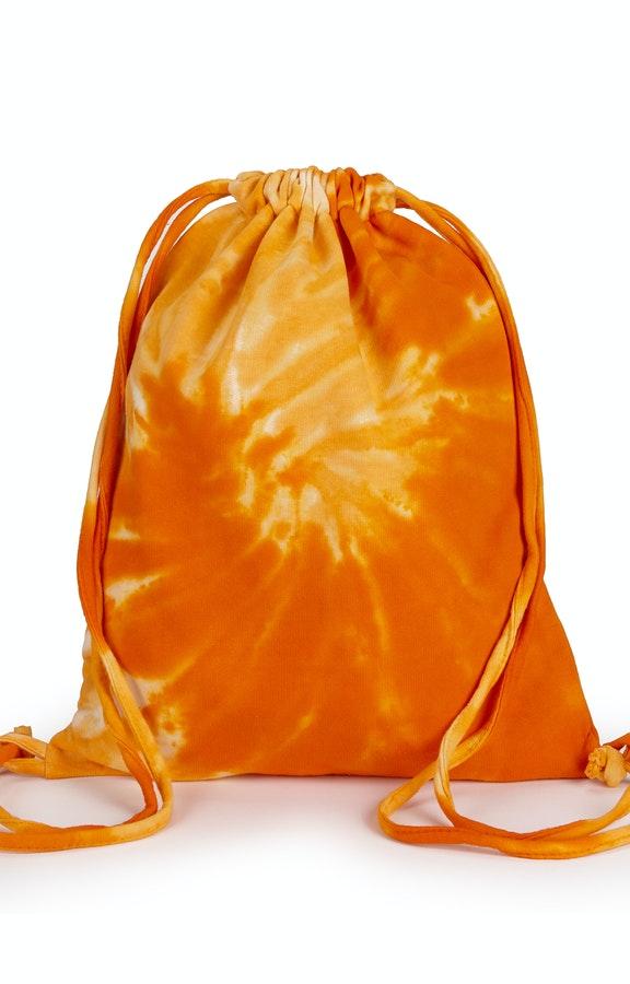 Tie-Dye CD9500 Spiral Orange
