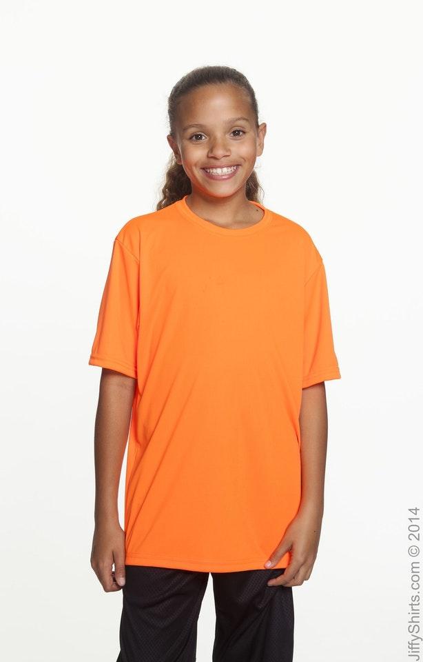 A4 NB3142 High Viz Safety Orange