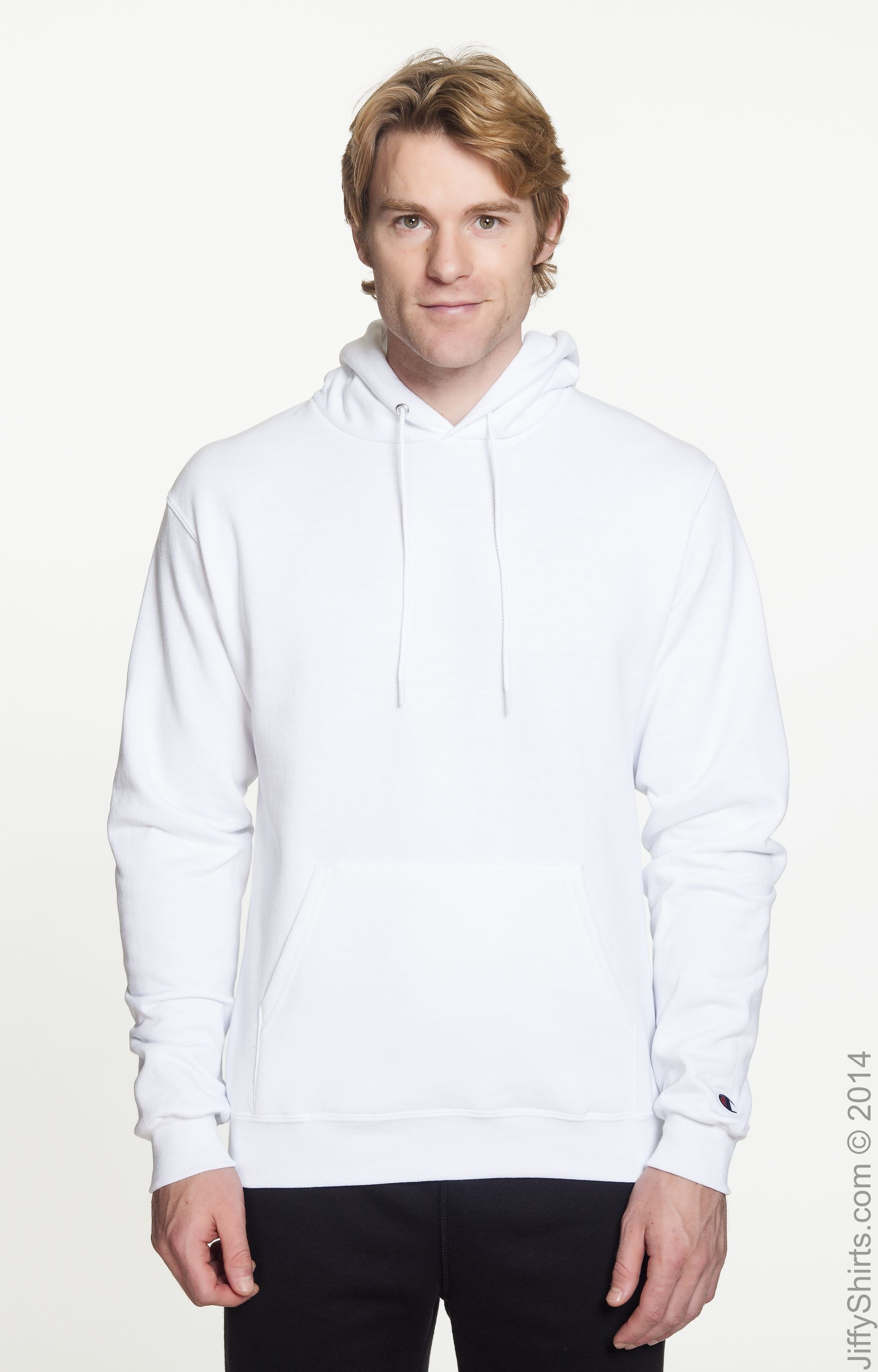 Champion Eco Cotton//Polyester MENS Hoodie Sweatshirt Pullovers S700