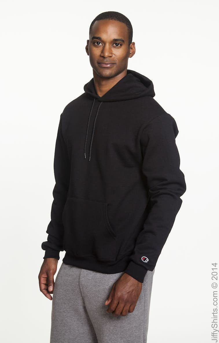 05c23a2d5bef Champion S700 Adult 9 oz. Double Dry Eco® Pullover Hood - JiffyShirts.com
