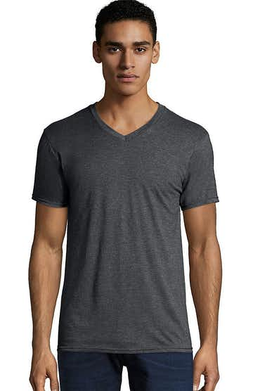 Hanes 498V Charcoal Heather