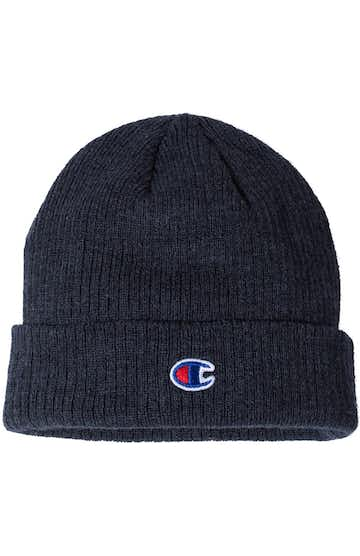 Champion CS4003 Heather Navy