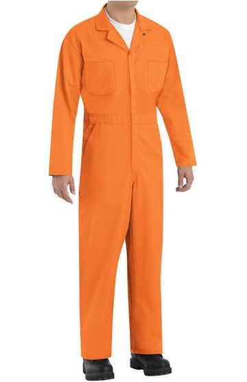 Red Kap CT10 Orange