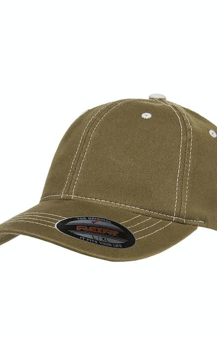 Yupoong 6386 Loden/ Stone