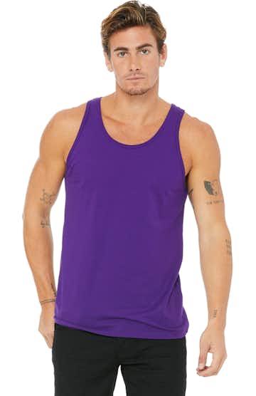 Bella + Canvas 3480 Team Purple