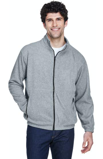 UltraClub 8485 Grey Heather