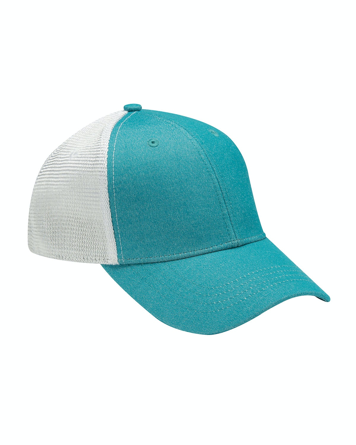 KN102 - Teal/ White