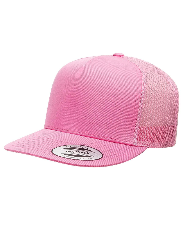 Yupoong 6006 Pink