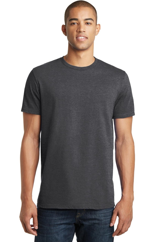 District DT5000 Heather Charcoal