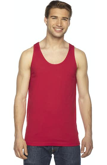 American Apparel 2408 Red