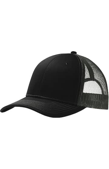 Port Authority C112 Black / Gray Steel
