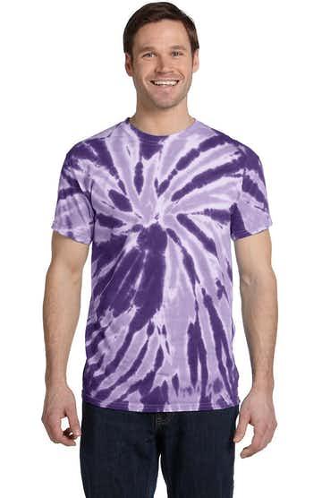 Tie-Dye CD110 Twist Purple