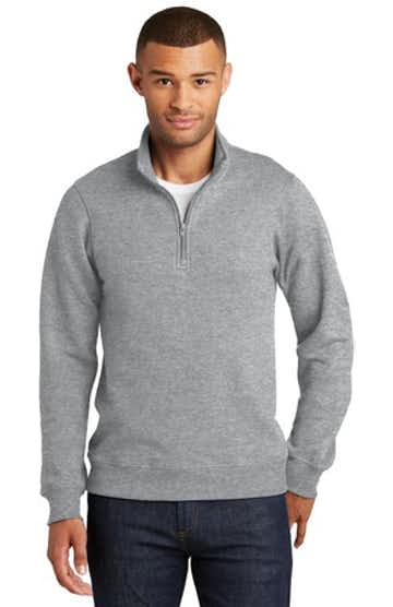 Port & Company PC850Q Athletic Heather