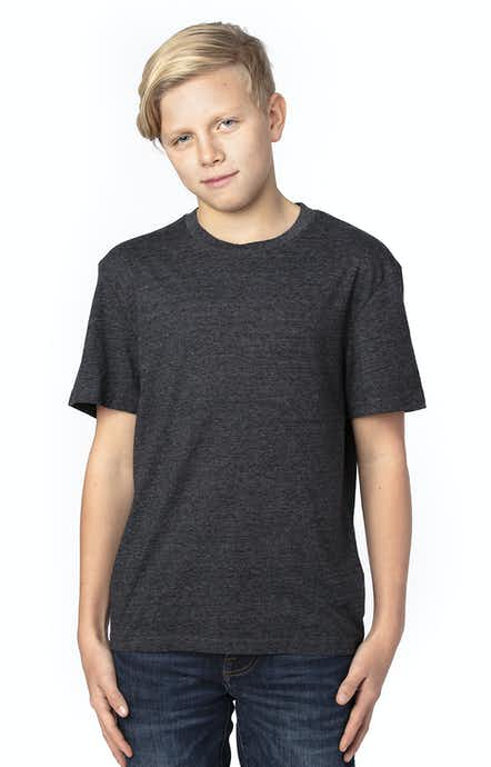 Threadfast Apparel 602A Black Triblend