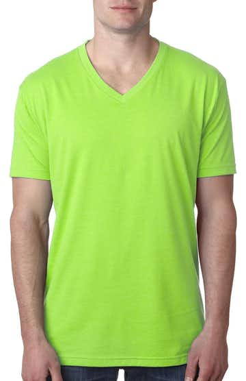 Next Level 6240 Neon Hthr Green