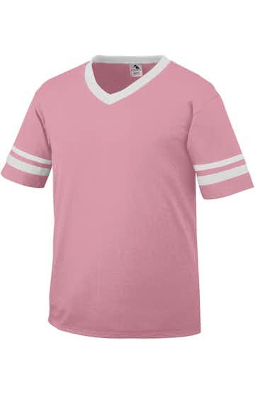 Augusta Sportswear 361 Pink / White