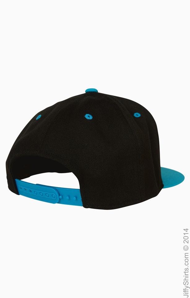 Flexfit 110FT Black/Teal