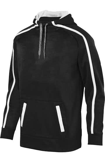 Augusta Sportswear 5554 Black/ White