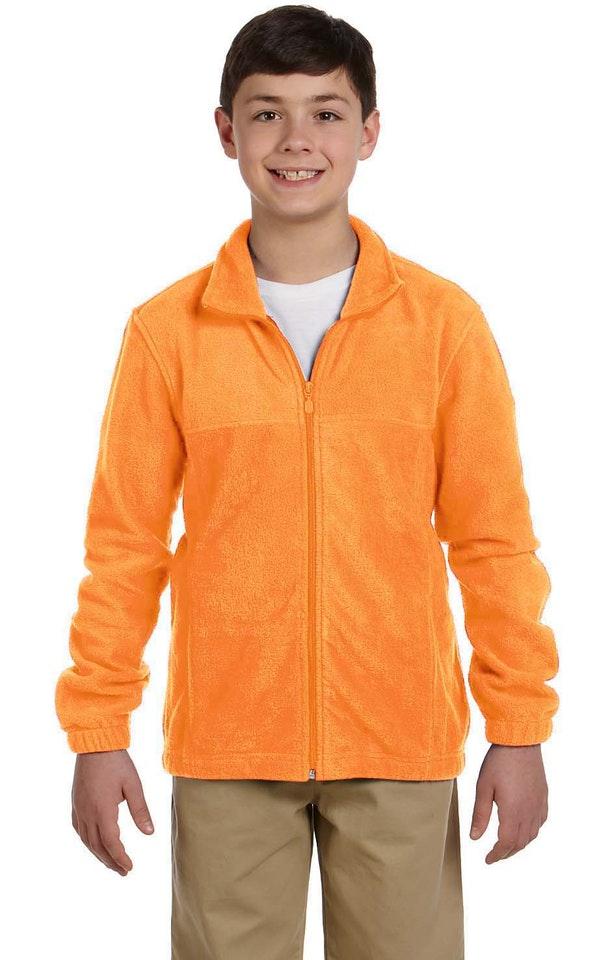 Harriton M990Y Safety Orange