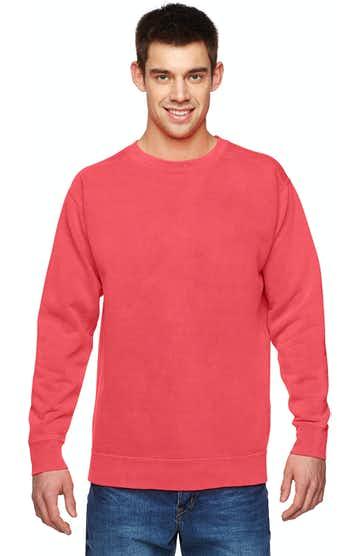 Comfort Colors 1566 Neon Red Orange