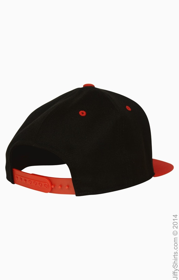 Flexfit 110FT Black/Red