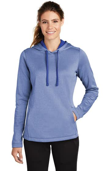 Sport-Tek LST264 True Royal Heather