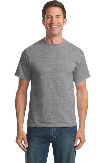 Port & Company PC55T Athletic Heather