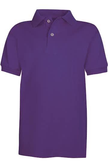 Hanes 054Y Purple